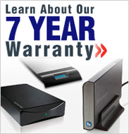 Learn about our 7 year warranty